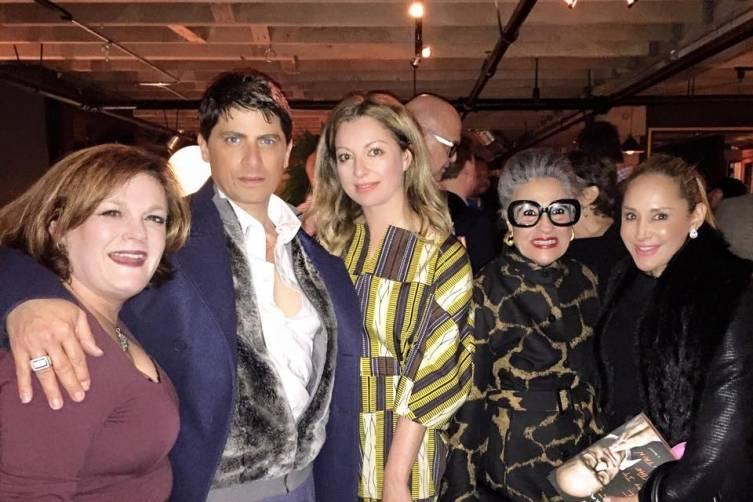 Jennifer Raiser, Aubrey Brewster, Sonya Molodetskaya, Joy Venturini Bianchi and Brenda Zarate