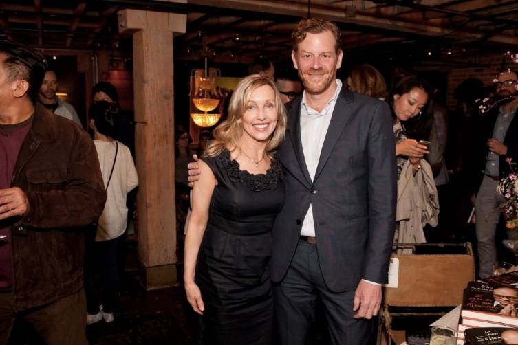 Jona Collins and Stewart Gilchrist