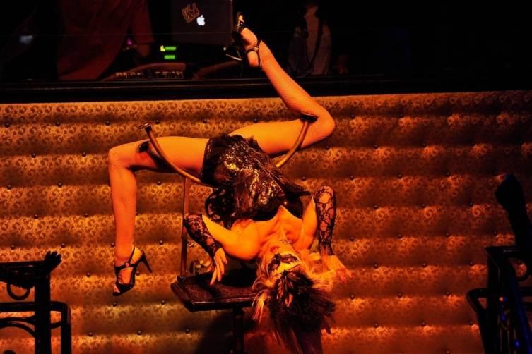 LAX Nightclub - Dancer - 2.19.15