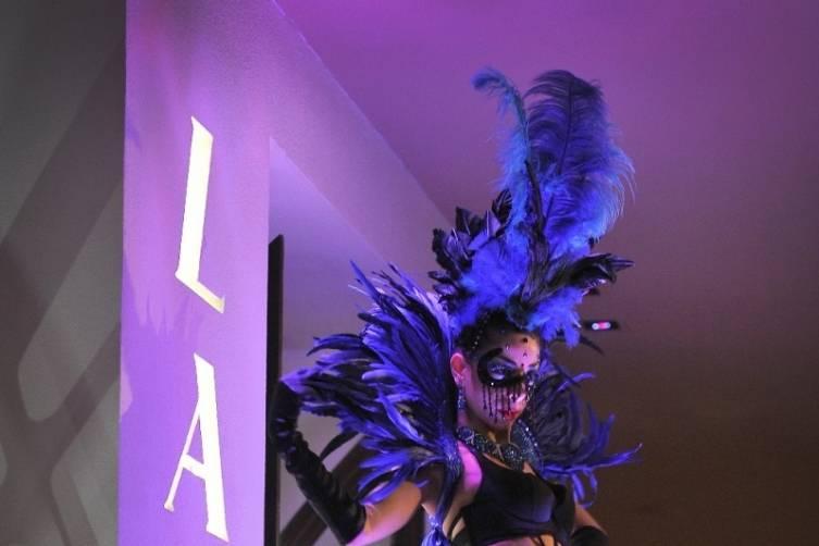 LAX Nightclub - Go Go Dancer - 2.19.15