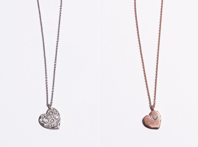 LJ Cross necklaces
