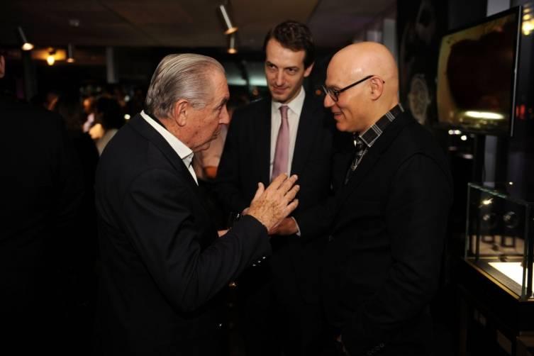 Luis Palacio, Vincent Brun, & Craig Robins