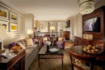 Luxury – full suite view