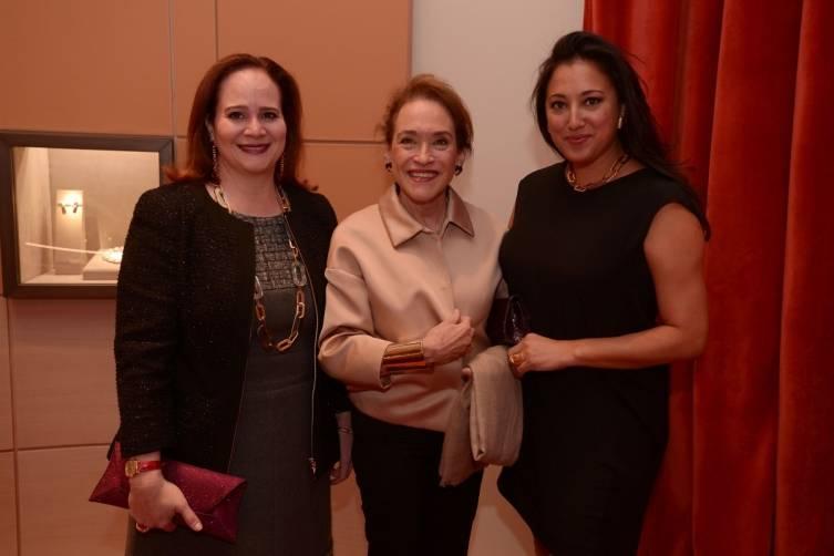 Maria Fernandez, Marcela Sevilla-Sacasa, & Jentzel Utrera