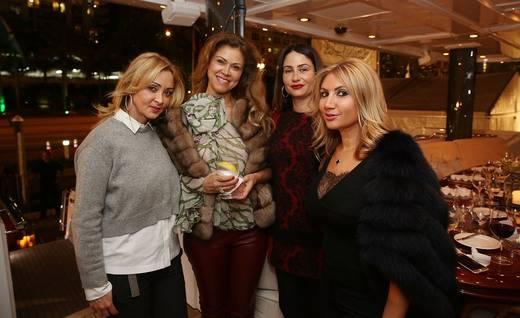 Marina Zaslavskaya, Larisa Fedotovskaya, Victoria Filenger and Karina Firer