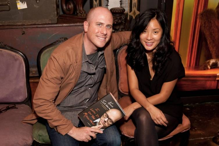 Matt Haber and Valerie Luu