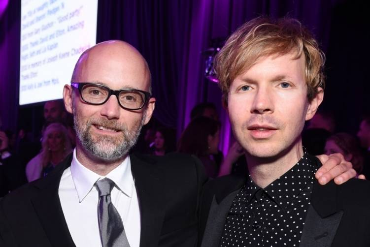 Moby and Beck