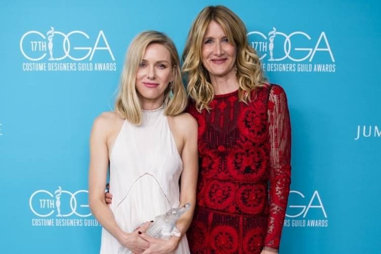 Naomi Watts and Laura Dern
