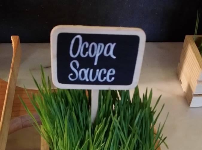 Ocopa Sauce