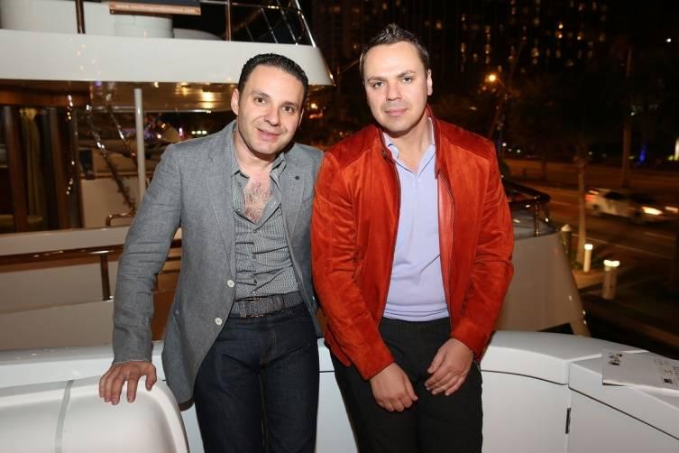 Oleg Firer and Felix Filenger
