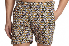 Orlebar Brown Emilio Pucci Bulldog Swim Trunks $345