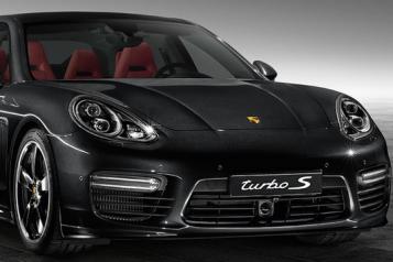 Porsche Panamera Miami