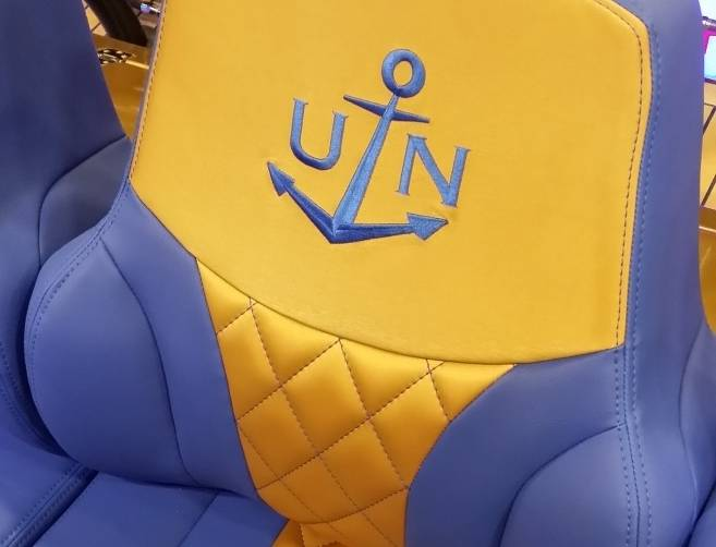 Quilted seats