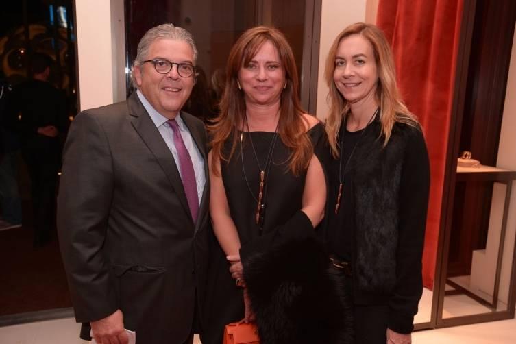 Raul Delaheria, Ana Maria Castracane, & Rosemary Delaheria
