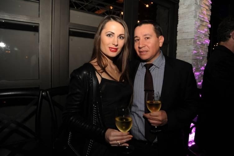 Raul Gallon & Irina Belyaeva