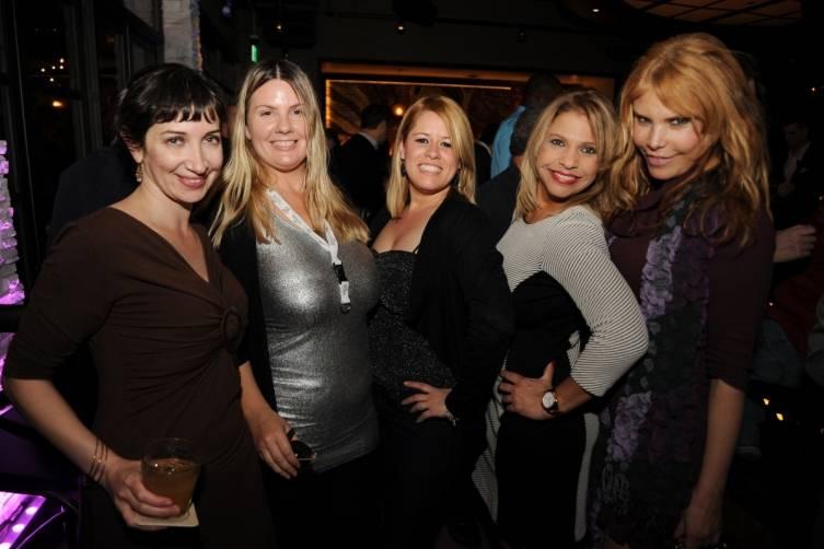 Ruth Hara, Christine Longa, Rubia Dascola, Maria Alfond, Vivienne Bardot