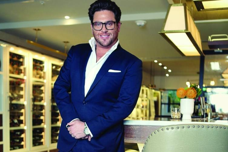 Scott Conant by Eduardo Ford