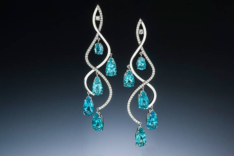 Stilla earrings