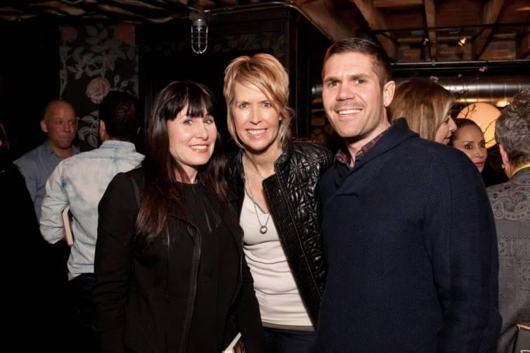 Suzanne Coppola, Sabrina Riddle and Bill Hansen