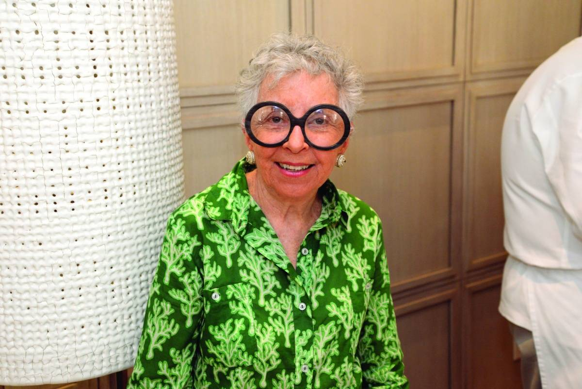 Sylvia Weinstock