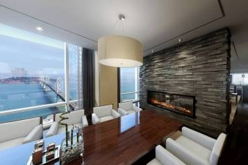 TTORH Sky Lounge with Bay Bridge and Fireplace_web