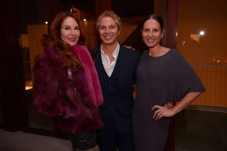 Tara Solomon, Nick D'Annunzio, & Sandra Santiago