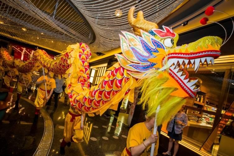 The Cosmopolitan of Las Vegas celebrates Chinese New Year