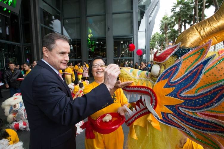 The Cosmopolitan of Las Vegas celebrates Chinese New Year_Kabik_2