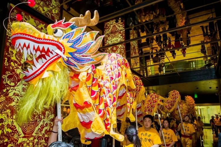 The Cosmopolitan of Las Vegas celebrates Chinese New Year_Kabik_7