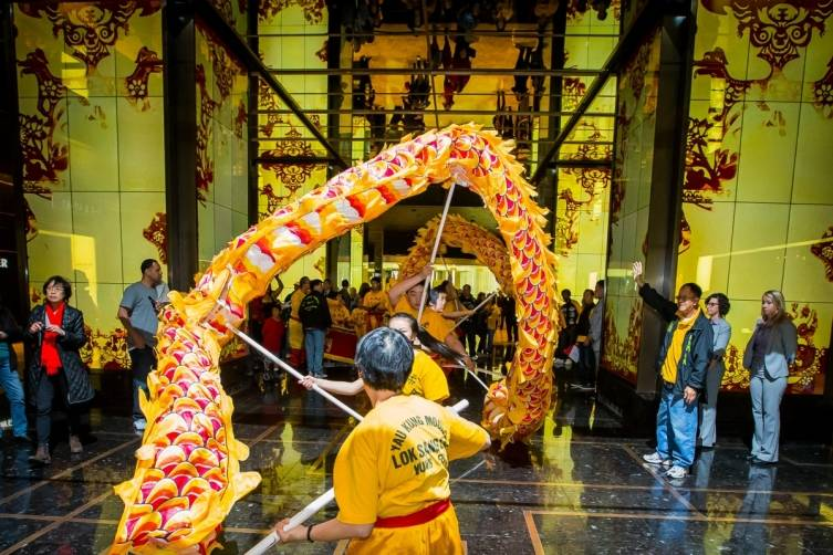 The Cosmopolitan of Las Vegas celebrates Chinese New Year_Kabik_8