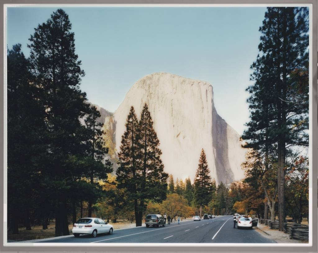 thomas struth yosemite trevor traina ifonly