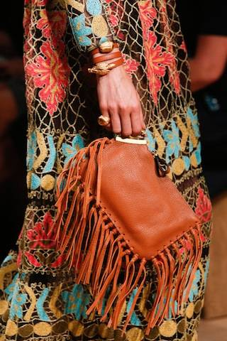 Valentino-Tan-Fringed-Clutch-Bag-Runway-Spring-2014