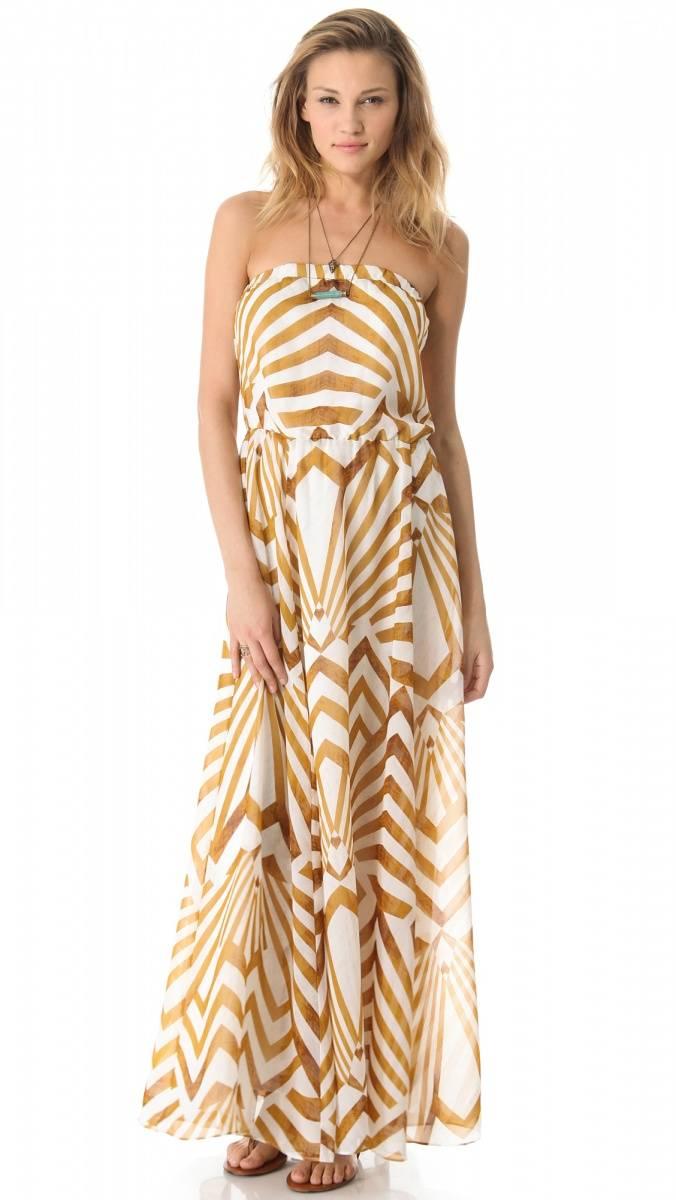 The dress broke internet - Bb Dakota Imelda Maxi Dress