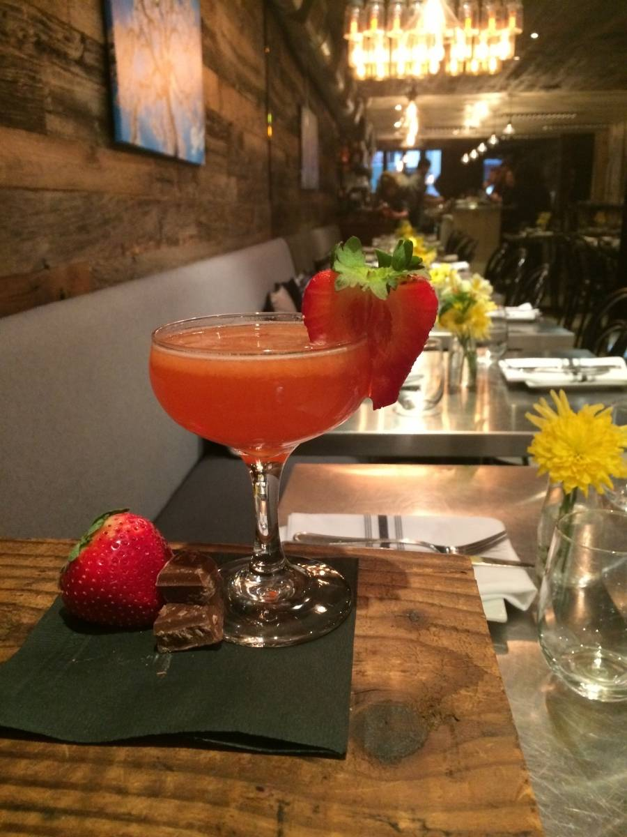 Flirty Valentine S Day Cocktail Recipes From Nyc Restaurants