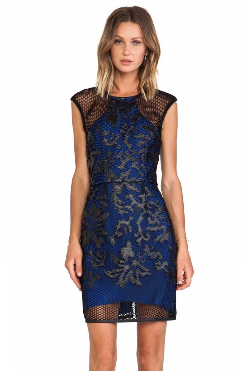 The dress broke internet - Lumier Caught Up On You Mini Dress