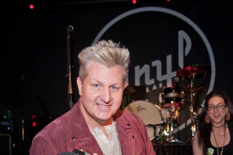 Gary LeVox and Max McAndrew