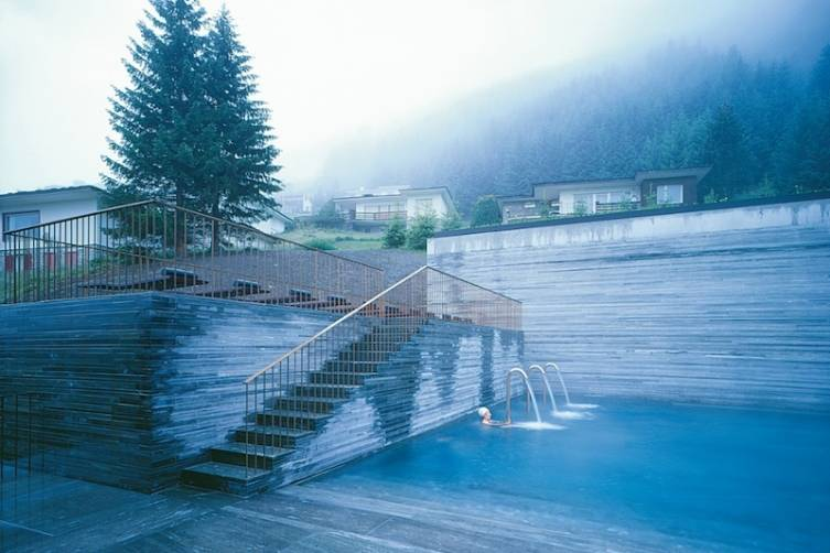 10. Therme Vals