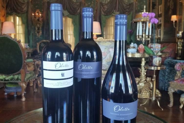 Odette Estate wines