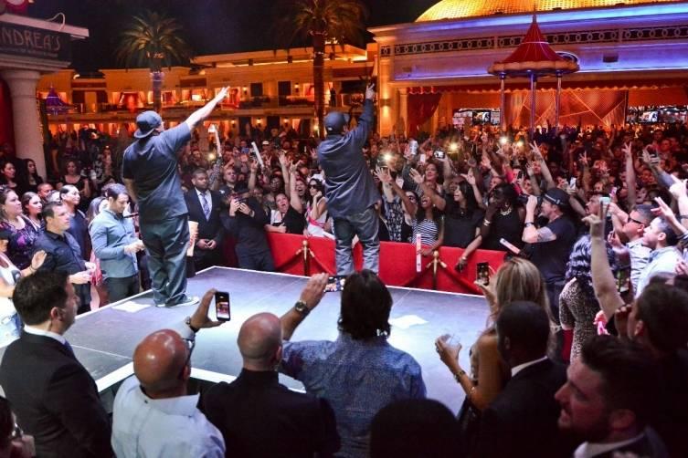 Ice Cube at Surrender Nightclub.