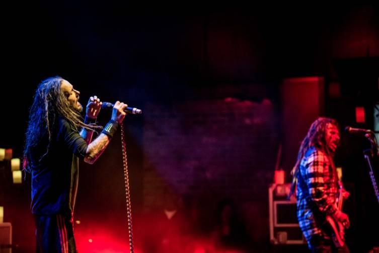 Korn plays Brooklyn Bowl.