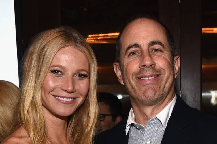 Jerry Seinfeld Hosts Baby Buggy Fatherhood Luncheon 1