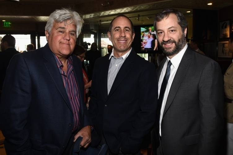 Jerry Seinfeld Hosts Baby Buggy Fatherhood Luncheon 2
