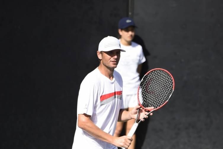 Will Ferrell's 11th Annual Desert Smash Charity Tennis Match 3