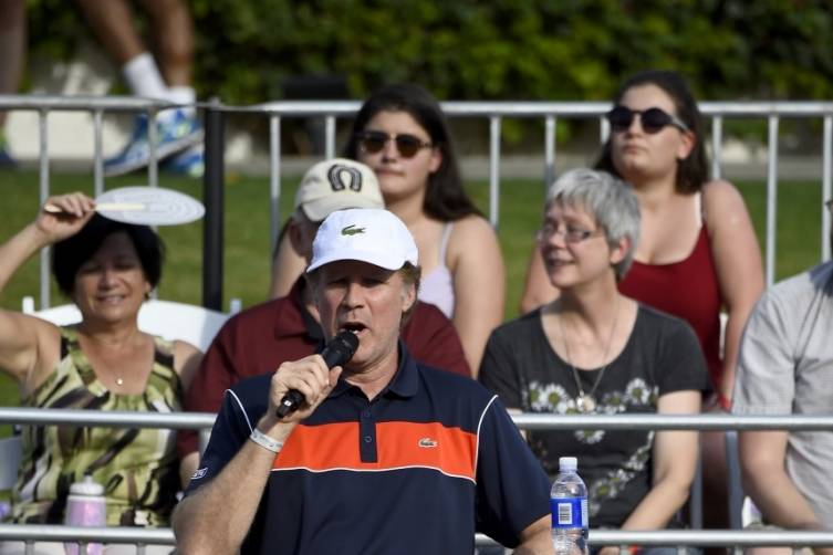 Will Ferrell's 11th Annual Desert Smash Charity Tennis Match 1