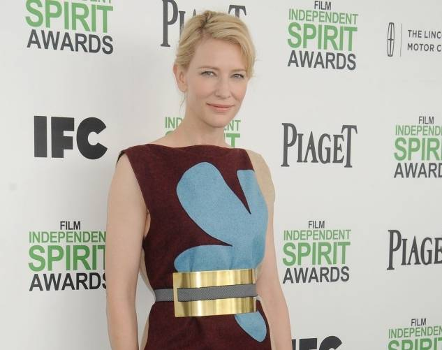 Cate Blanchett at the 2015 Film Independent Spirit Awards