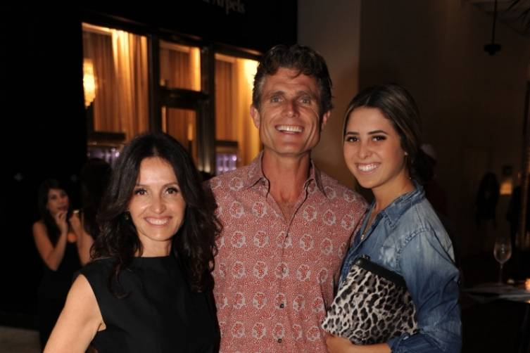 Alina, Anthony, & Eunice Shriver