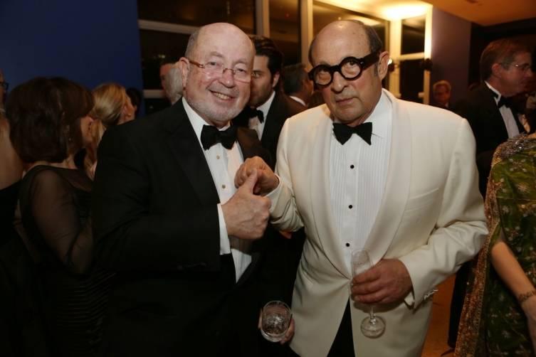 Andrew Hall & Marvin Ross Friedman