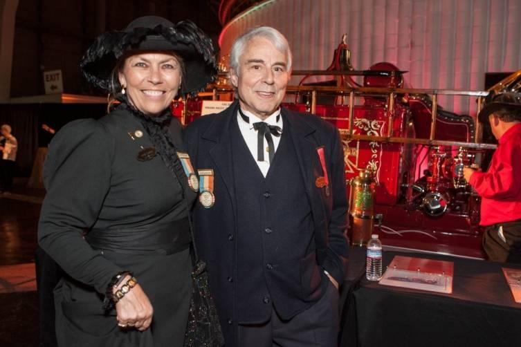Barbara Cutler and Bill Ballas