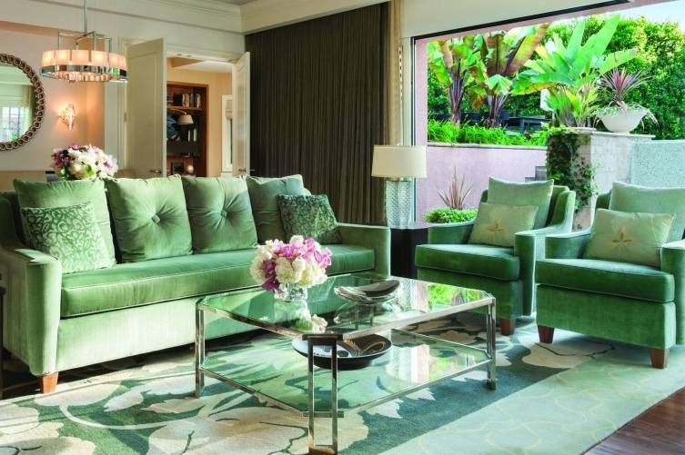 Beverly Hills Hotel Presidential Bungalow
