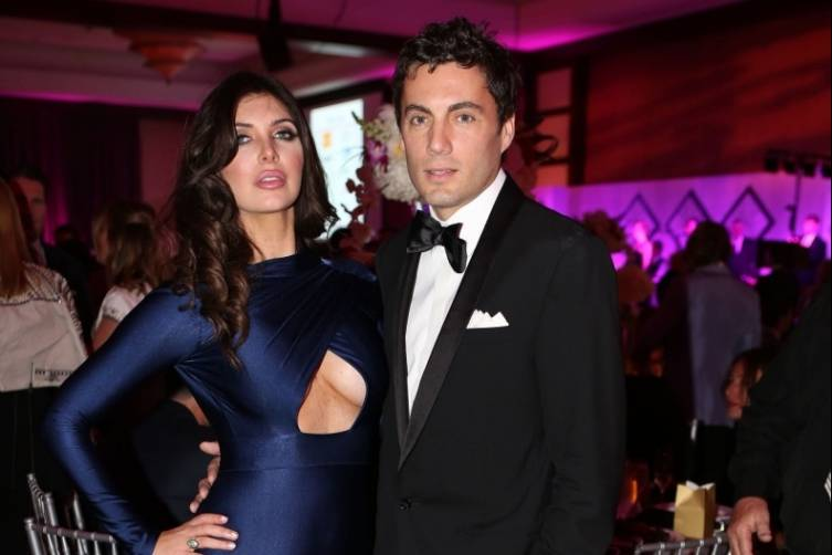 Brittny Gastineau and Fabian Basabe 2